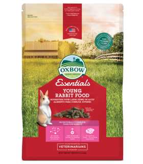 Oxbow Essentials Bunny Basics Young Rabbit (New Packaging)