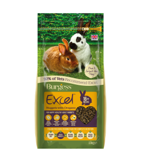 Burgess Excel Rabbit Oregano 2kg