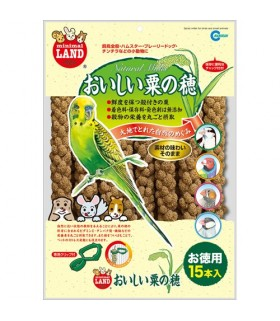 Marukan Spray Millet for Birds & Small Animals 15pc