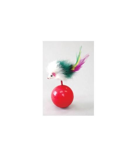 Marukan Pendulum Mouse Toy