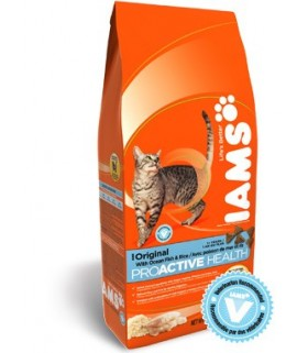 Iams Adult Original Ocean Fish with Rice