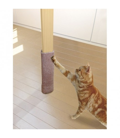 Marukan Coiled Scratching Rope for Cats