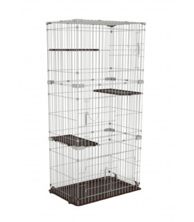 Marukan Cat Friend Room Slim 3 Tier