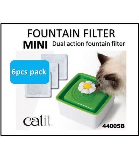 Hagen Catit Flower Fountain Filter 6pcs