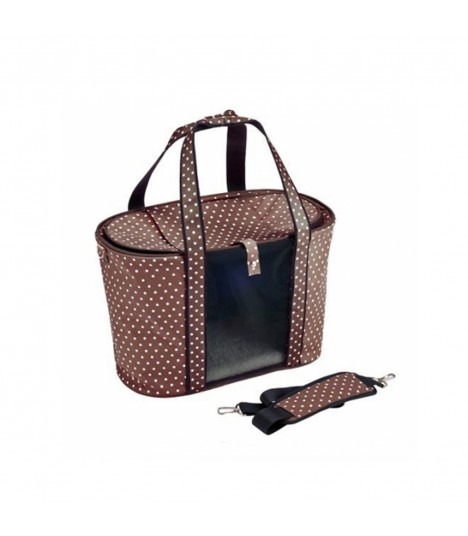 Marukan Soft Carry Case Brown