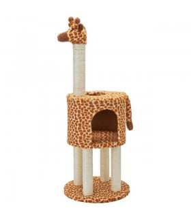 Marukan Animal Type Tower Giraffe