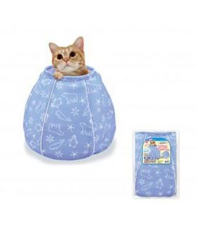 Marukan Cooling Cat Bed Pot Shape