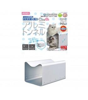 Marukan Cooling Aluminium Tunnel for Cat