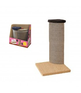 Marukan Cat Scratching Tower for Corner Cardboard