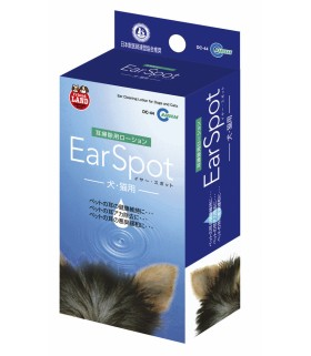 Marukan Ear Spot Cleaning Lotion for Dogs & Cats 60ml