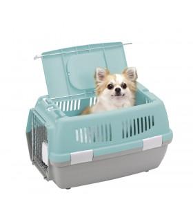 Marukan 2 Door Carrier for Dog & Cat