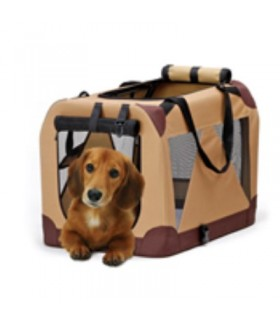 Marukan Tent Carrier for Cat & Dog