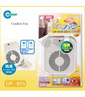Marukan An Ivory Comfort Fan for Dogs