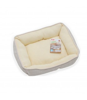 Marukan Tight Sleeping Bed for Dog & Cat Beige S