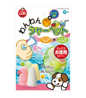 Marukan Fruits & Yogurt Sherbet for Dogs