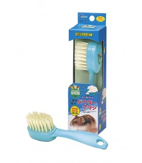 Marukan Hamster Powder Brush