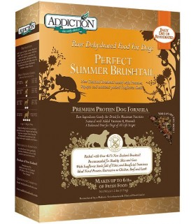 Addiction Dog Summer Brushtail (Grain Free)