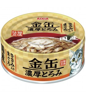 Aixia Kin-can Mini - Tuna with Dried Skipjack 80g