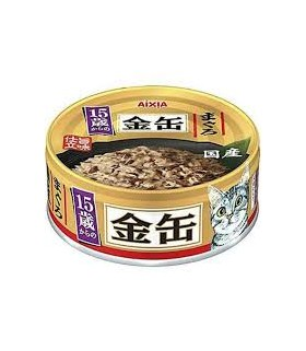 Aixia Kin-can mini +11 yrs old - Tuna 80g