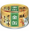 Aixia Kin-can Dashi - Skipjack Tuna in Skipjack Sauce 70g