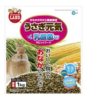 Marukan Healthy Rabbit Lactobateria Supplements 1kg