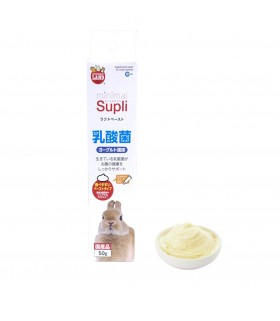 Marukan Minimal Supli Lacto Paste Type for Small Animal 50g