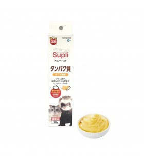 Marukan Minimal Supli Cheese Paste Type for Small Animals 50g
