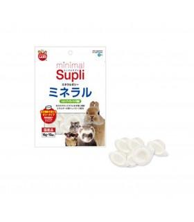 Marukan Minimal Supli Jelly Mineral Apple & Lychee