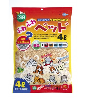 Marukan Wood Flake Bedding 4L