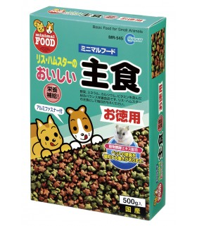 Marukan Basic Food for Hamsters 500g