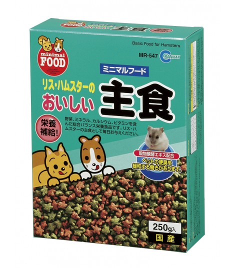 Marukan Basic Food for Hamsters 250g