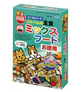 Marukan Hamster Main Mix Food 500g