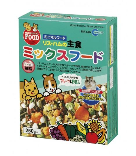 Marukan Hamster Main Mix Food 250g