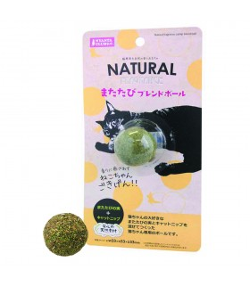 Marukan Natural Catnip Blend Ball