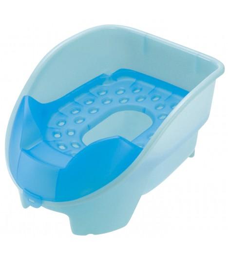 Richell Blue Cat Toilet Omaru