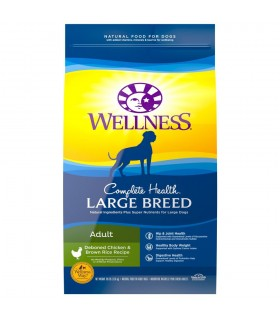 Wellness Complete Health Large Breed Adult Health