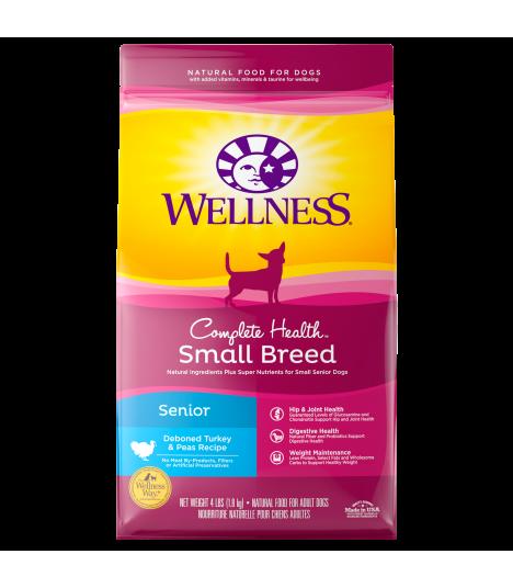 Wellness Complete Health Small Breed Senior