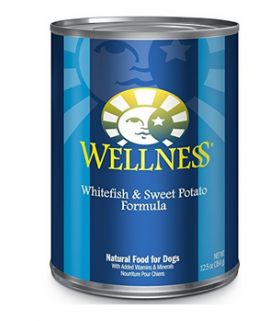 Wellness Complete Health Whitefish & Sweet Potato 12.5oz