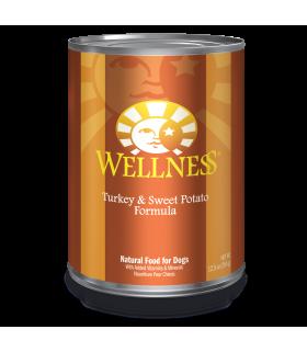 Wellness Complete Health Turkey & Sweet Potato 12.5oz