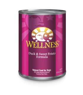 Wellness Complete Health Duck & Sweet Potato 12.5oz