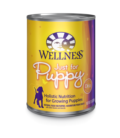 Wellness Complete Health Just for Puppy 12.5oz