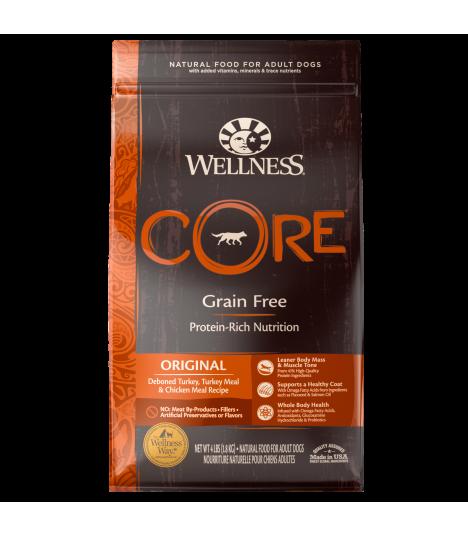 Wellness CORE Original Grain Free for Dog