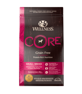 Wellness CORE Grain Free for Small Breed Dog