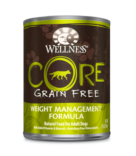 Wellness CORE Grain Free Weight Management 12.5oz