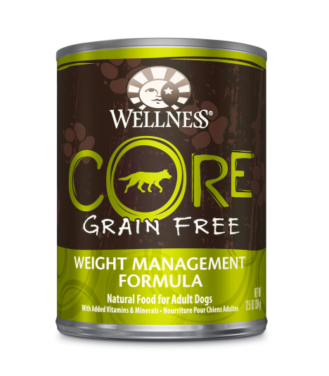 Wellness Core Grain Free Weight Management 12 5oz