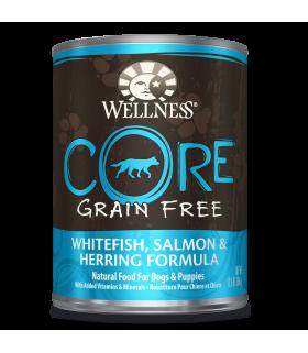 Wellness CORE Grain Free Salmon, WhiteFish & Herring
