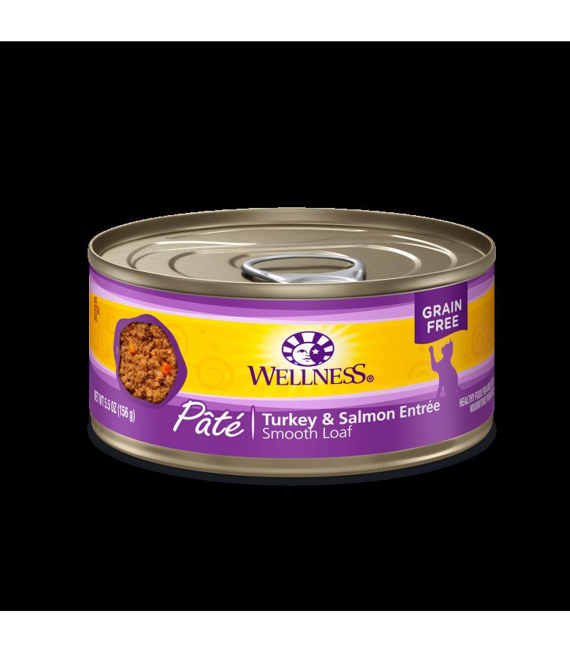Wellness Complete Health Grain Free Pate Turkey Amp Salmon