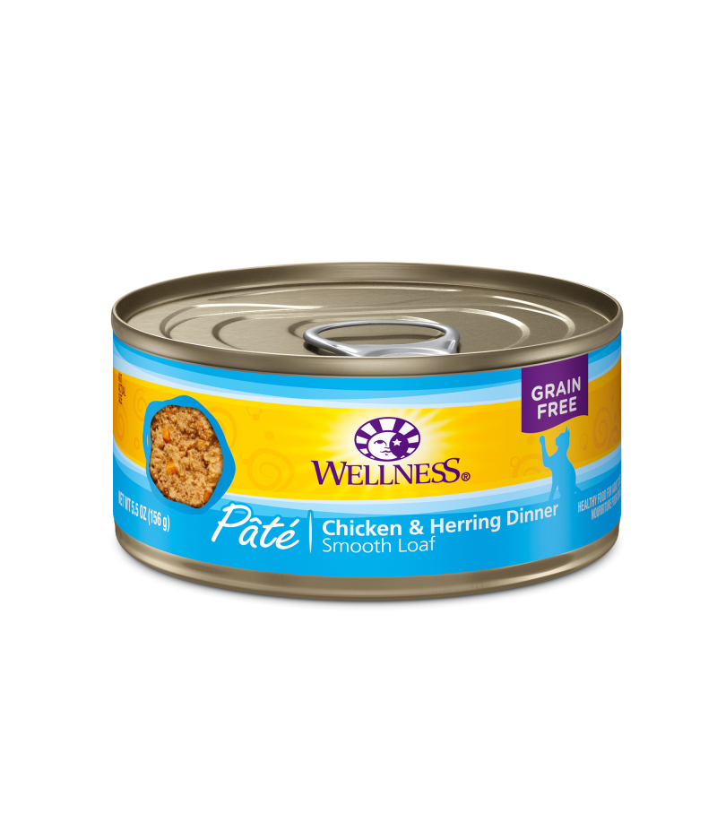 Wellness Complete Health Grain Free Pate Chicken
