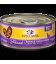 Wellness Sliced Grain Free Turkey & Salmon Dinner 5.5oz