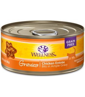 Wellness Gravies Grain Free Chicken Entree 3oz